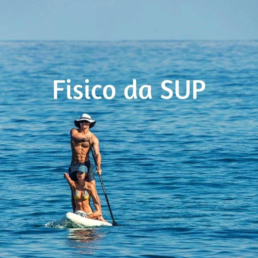 fisico da stand up paddle muscoli