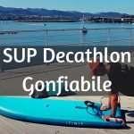 sup decathlon Gonfiabile