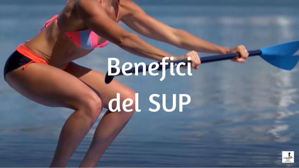 9 Benefici del SUP